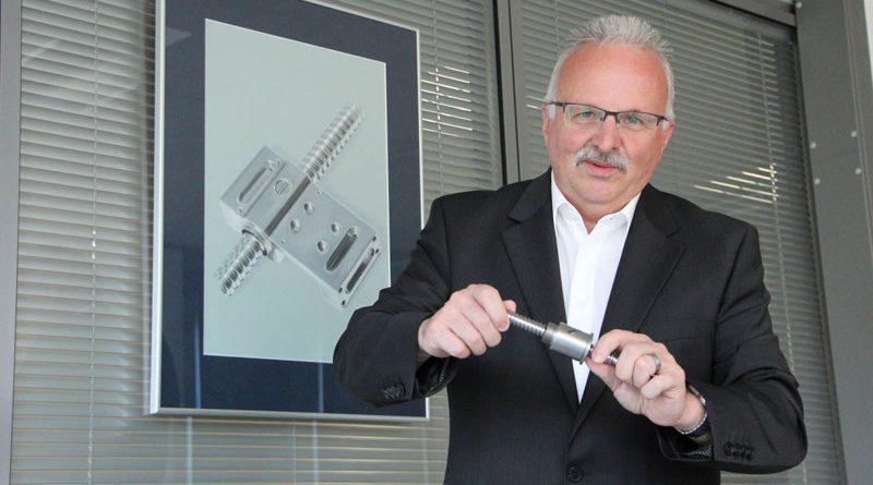 Nell'immagine Thomas Haller, direttore vendite e marketing