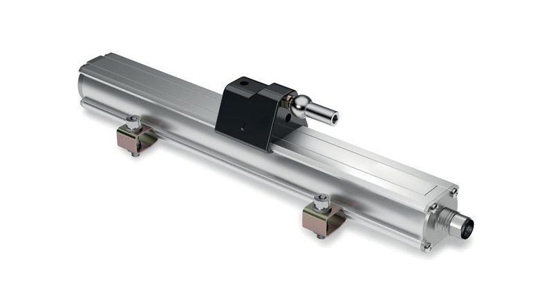 La serie di sensori magnetostrittivi WPL di Gefran è dotata di interfaccia IO-Link.