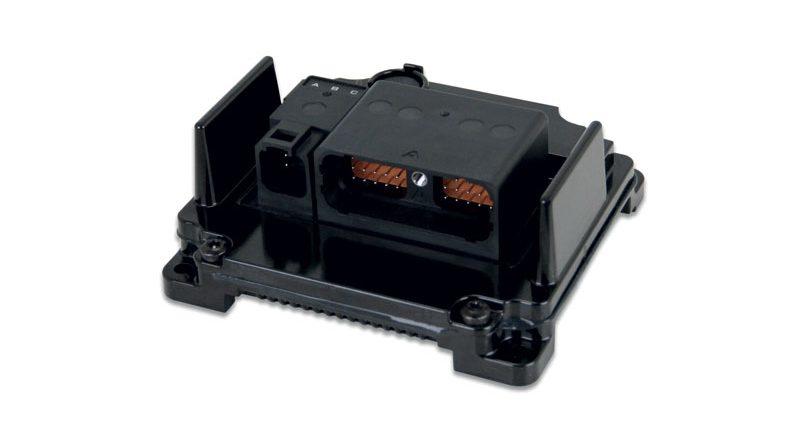 Il controller SFX di Eaton è dotato di un'architettura a doppio processore che separa le funzioni relative alla sicurezza e non.
