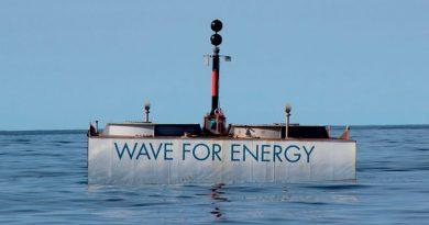L'innovativo progetto ISWEC (Inertial Sea Wave Energy Converter) per la conversione energetica del moto ondoso è stato sviluppato da Wave for Energy, spin-off del Politecnico di Torino.