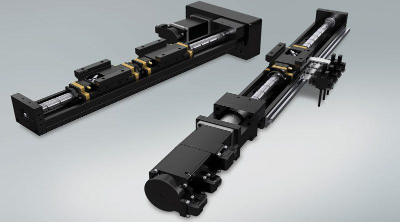 Il nuovo attuatore lineare motorizzato è fornito pronto per l'installazione