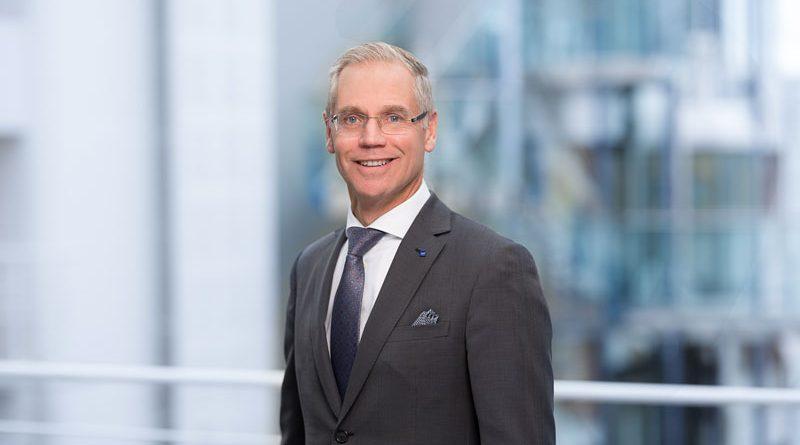 Rickard Gustafson è stato nominato nuovo CEO del gruppo SKF