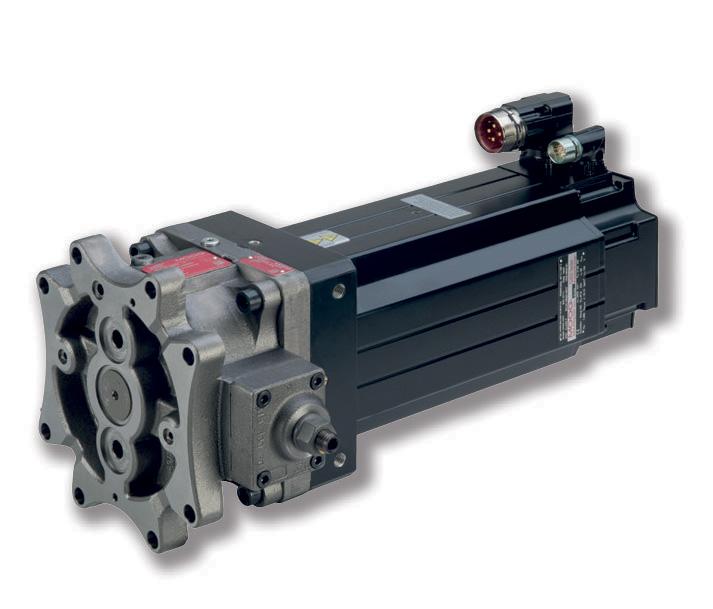 L'unità motore-pompa elettro-idrostatica (EPU) di Moog.
