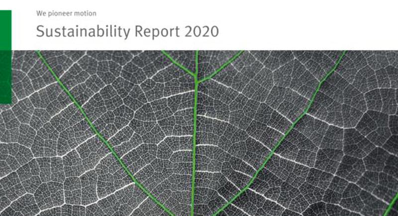 Pubblicato il Report di Sostenibilità 2020