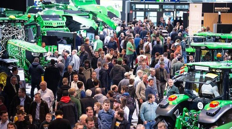 AGRITECHNICA postponed to February 2022