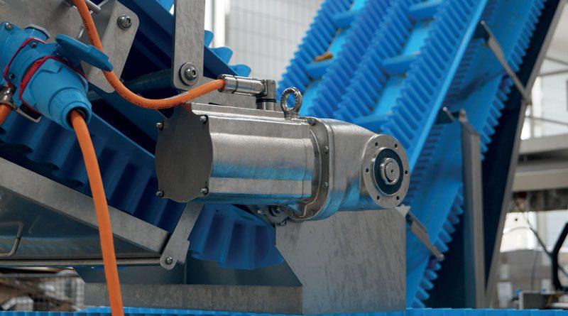 Dai nastri trasportatori alle macchine di lavorazione, i motoriduttori vengono utilizzati nel settore food & beverage lungo l'intero processo produttivo.