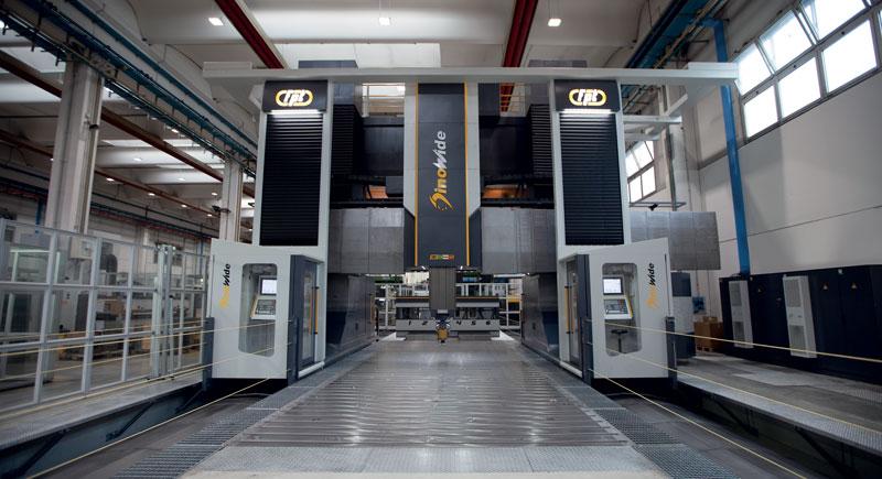 FPT Industrie ha scelto le guide lineari di Bosch Rexroth per il suo modello di punta, Dinowide
