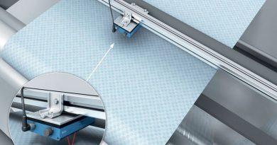 SPEETEC opera senza slittamento, senza elementi di misurazione, senza danni alle superfici sensibili e senza usura degli elementi di misura a contatto.
