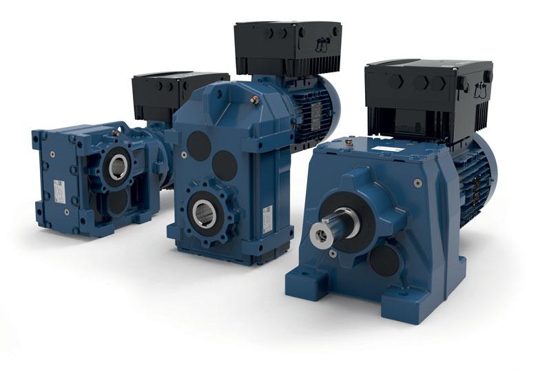 WEG's range of VG20 series electric motors.
