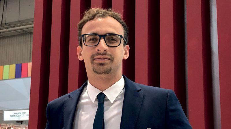 Haffar Salim, president of EUROTRANS.