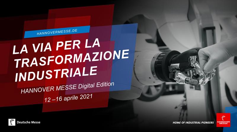 Hannover Messe Digital Edition è sempre più vicina