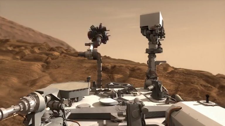 Mars Rover was a particularly challenging application for Castrol's lubricants.