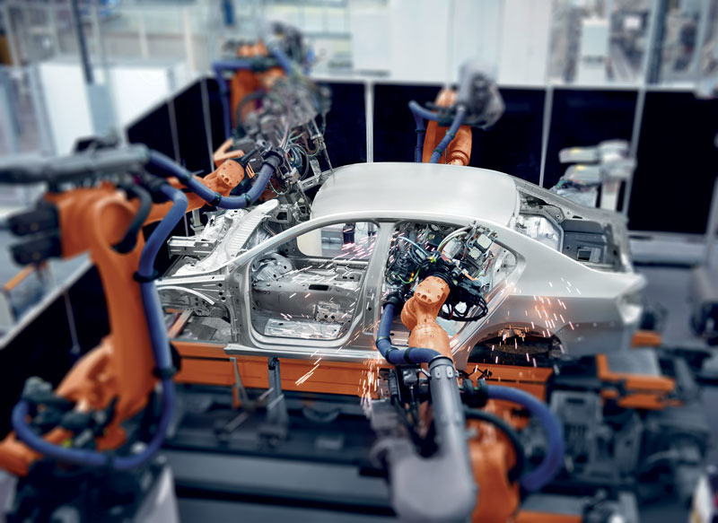 After a fourth quarter of 2020 in recovery, the opening of 2021 confirms a positive trend for the Italian automotive industry.