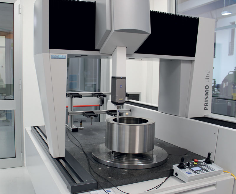 ZEISS - PRISMO ULTRA 3D bridge measuring machine.