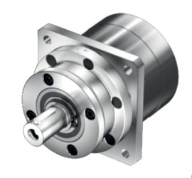 Version with input shaft.