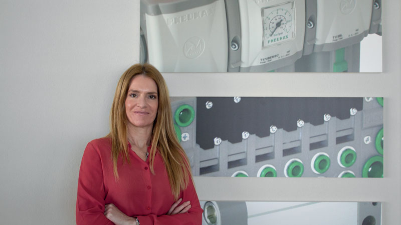 Lucia Terragni, Business Development Manager - Automotive Division at Pneumax.