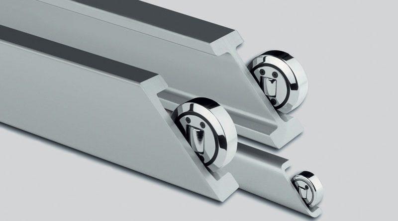 Cuscinetti WINKEL combinati Duralloy e profili in rivestimento anticorrosione.