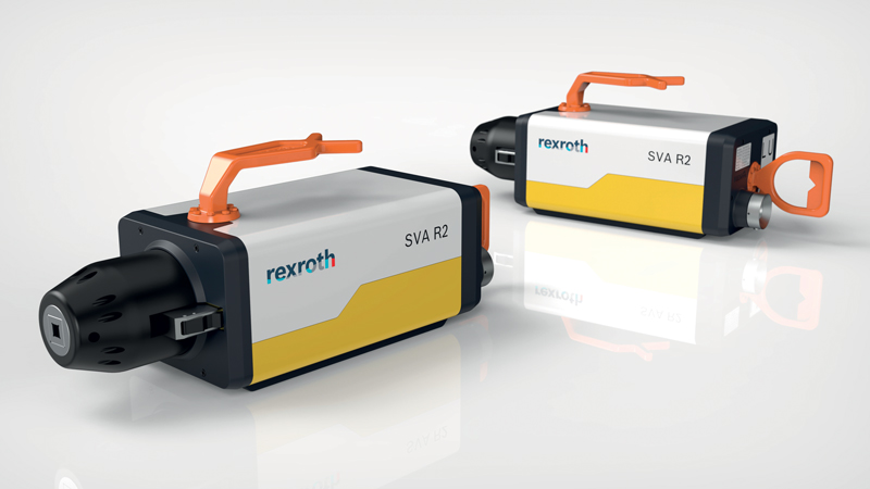 l Bosch Rexroth won the Hermes Award 2021 for the SVA R2 series electric actuator.