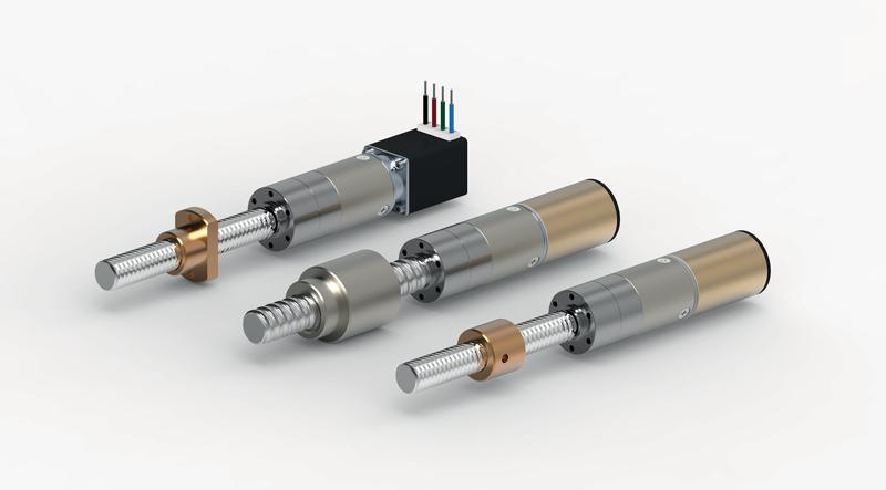 Il nuovo attuatore elettrico lineare diametro 22 fa parte dell'offerta prodotti a marchio MICROingranaggi.
