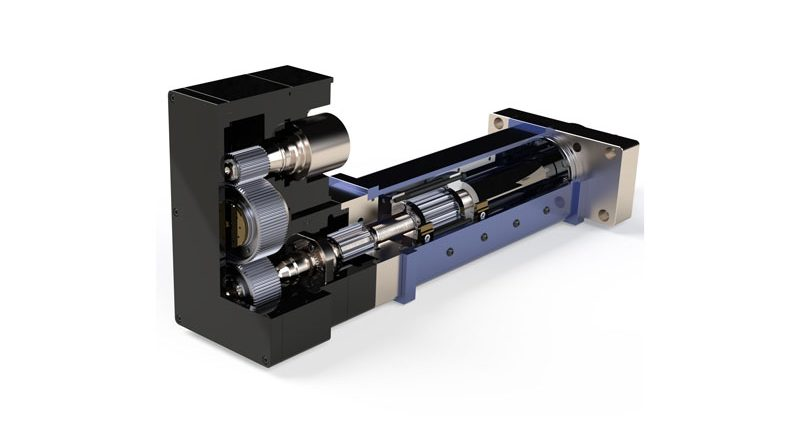 Distribution agreement in the field of high-force electric linear actuators
