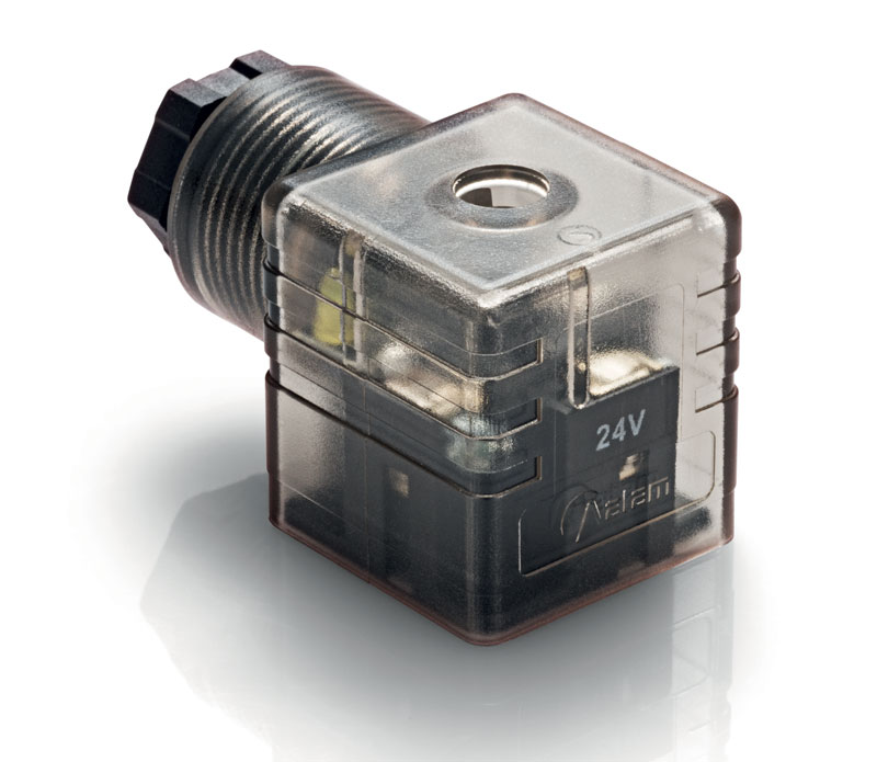 VDE-approved KA connector.