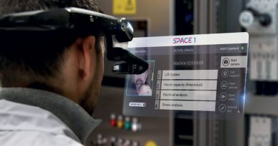 Augmented Reality and Artificial Intelligence Drive the Revolution in Industrial Manufacturing