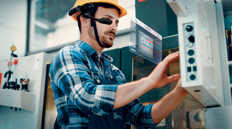 Augmented Reality can bridge the skills gap and reduce errors made by operators.