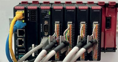 Controllo di precisione pronto per Industry 4.0