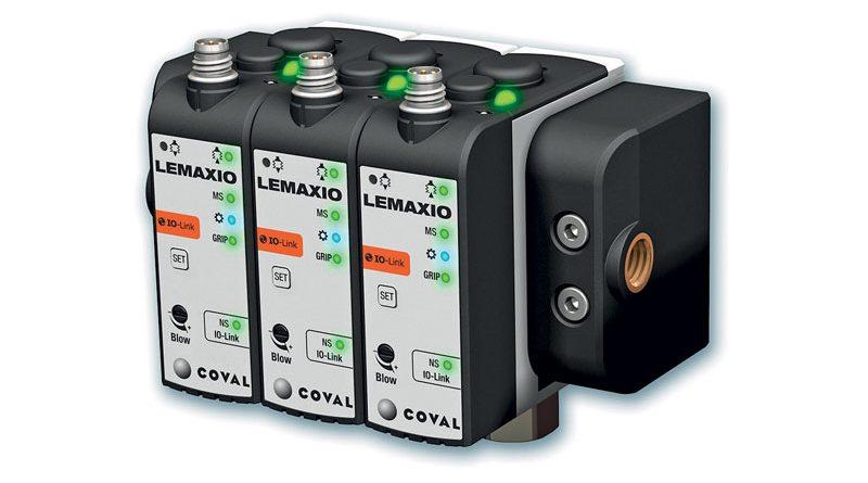 Le minipompe Coval serie LEMAX IO sono compatibili con l'automazione dell'Industria 4.0.
