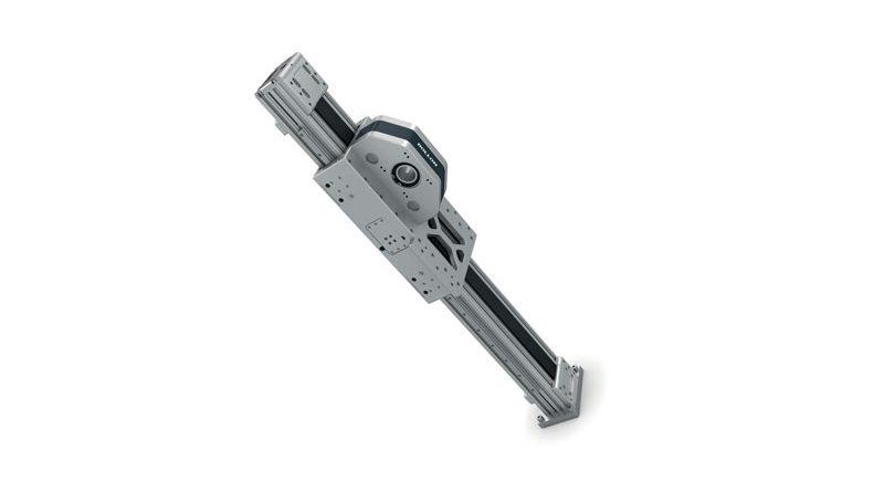 La serie di attuatori lineari SC di Rollon è progettate per il movimento verticale, con carro fisso e profilo mobile.