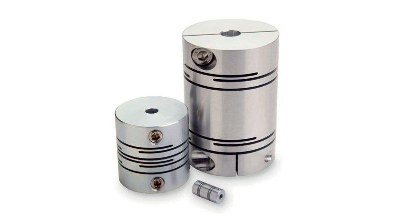 Ruland offre i giunti scanalati serie RL e RS, che permettono diverse combinazioni di diametro esterno e lunghezze.
