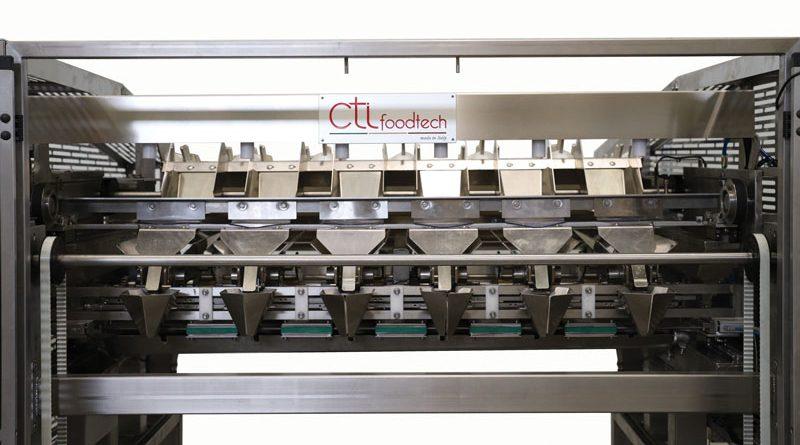 Grazie all'integrazione delle soluzioni di automazione di Mitsubishi Electric, CTI Foodtech realizza macchine innovative per la denocciolatura dei frutti.