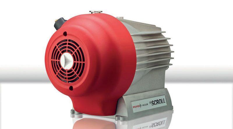 e pompe scroll Pfeiffer Vacuum offrono alte velocità di pompaggio durante il pump-down, anche a pressione atmosferica.