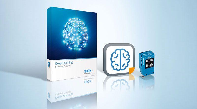 Al Forum Meccatronica, SICK parlerà di intelligenza e Deep Learning nei sistemi di visione.