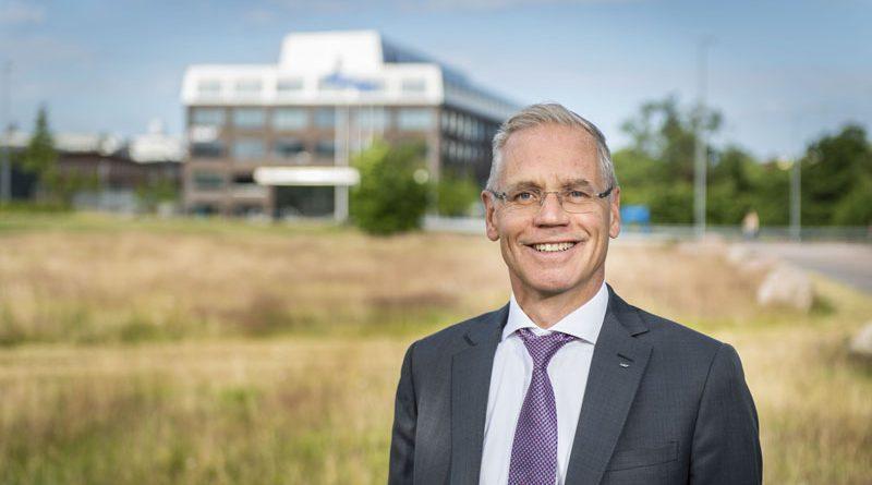 Rickard Gustafson, Presidente e CEO,