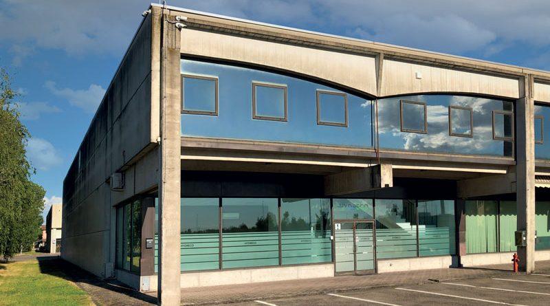 l nuovo sito produttivo di Hydreco, a Parma.