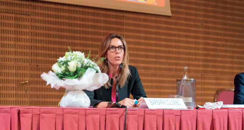Barbara Colombo, presidente di UCIMU-SISTEMI PER PRODURRE.