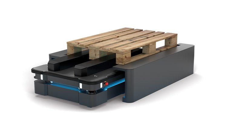 Disponibile una nuova versione del mobile robot