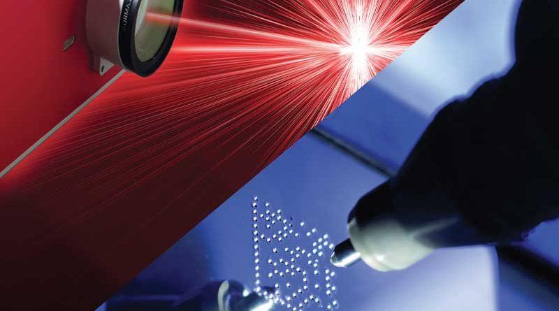 In mostra anche sistemi di marcatura laser