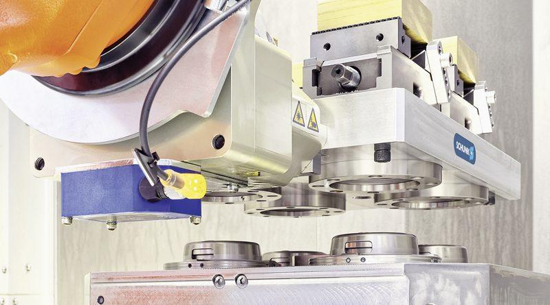Sistemi di pallettizzazione robotizzati 24 ore su 24