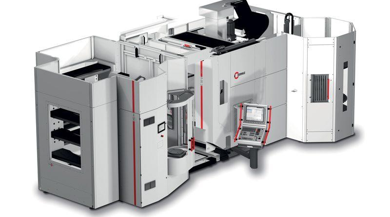 L'automazione al servizio di diversi modelli di macchine