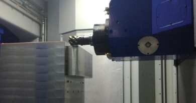 La perfetta modellazione del titanio per il settore aeronautico