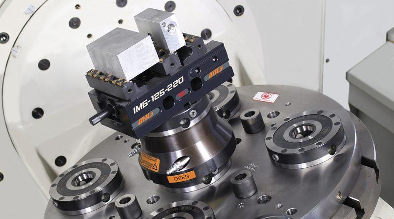 La serie IMG garantisce una gamma di serraggio piuttosto ampia, oltre che massima flessibilità e la possibilità di effettuare un bloccaggio sia esterno che interno.
