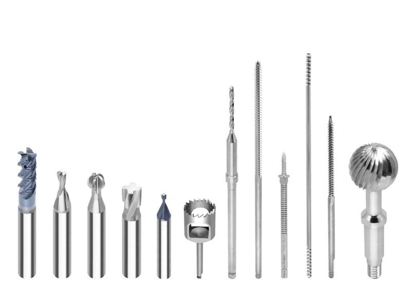 Il catalogo Inomed di Inovatools offre un'ampia gamma di utensili speciali per il settore medicale.