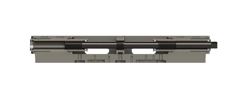 Con Sintergrip la superficie di presa è ridotta al minimo, non è richiesta alcuna perforazione preventiva del pezzo oltre a garantire grande stabilità di bloccaggio e maggiore velocità di lavorazione.