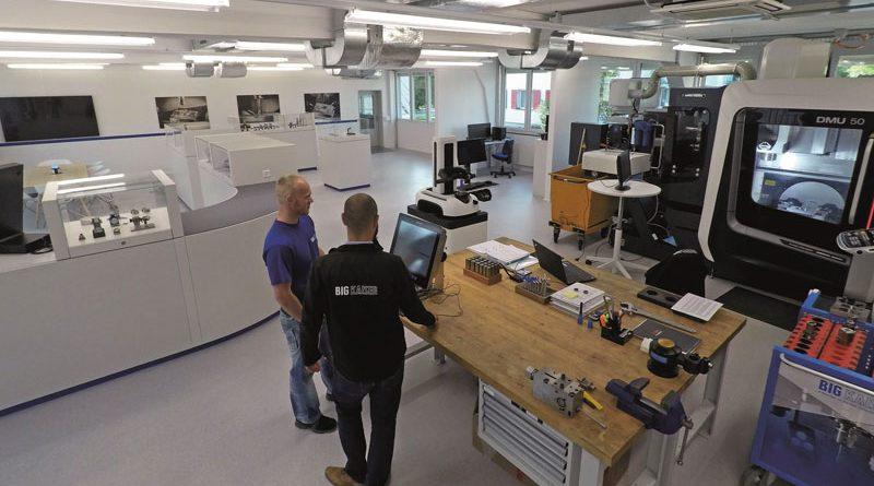 Operativo il nuovo Tech Center in Svizzera