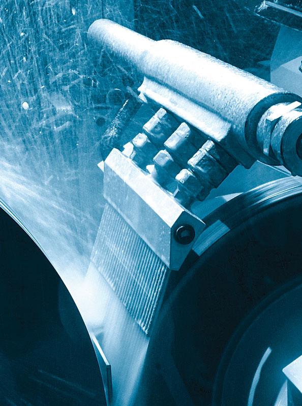 Le rettificatrici Ghiringhelli trovano impiego in numerosi settori strategici come ad esempio l'automotive.