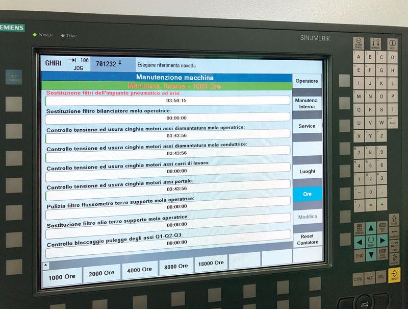 La nuova unità di governo nativa digitale Sinumerik-ONE consente la creazione di un gemello digitale Siemens (Digital Twin).