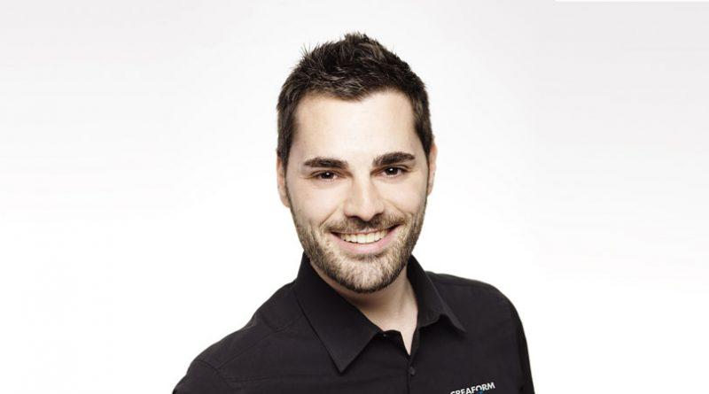 Marc-Antoine Schneider è il nuovo Responsabile commerciale di Creaform