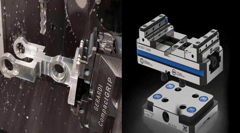 e morse CompactGrip sono compatte, precise e modulari.